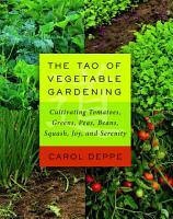 The Tao of Vegetable Gardening PDF