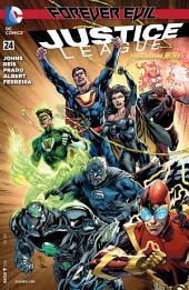 Justice League (2011- ) #24