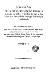 Causas de la revolución de Francia en 1789, 1