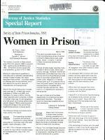 Women in Prison PDF