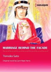 MARRIAGE BEHIND THE FACADE: Harlequin Comics
