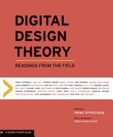 Digital Design Theory PDF