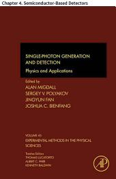 Single-Photon Generation and Detection: Chapter 4. Semiconductor-Based Detectors