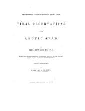 Tidal Observations in the Arctic Seas: Volume 13