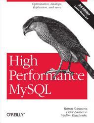 High Performance MySQL PDF