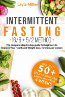 Intermittent Fasting 16 8 5 2 Method PDF