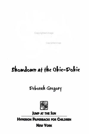 Cheetah Girls  9  Showdown At the Okie Pokie PDF