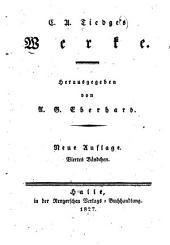 Werke: Bände 4-5