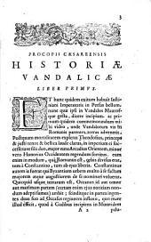 Vandalica et Gotthica