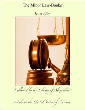 The Minor Law-books: Nârada. Brihaspati