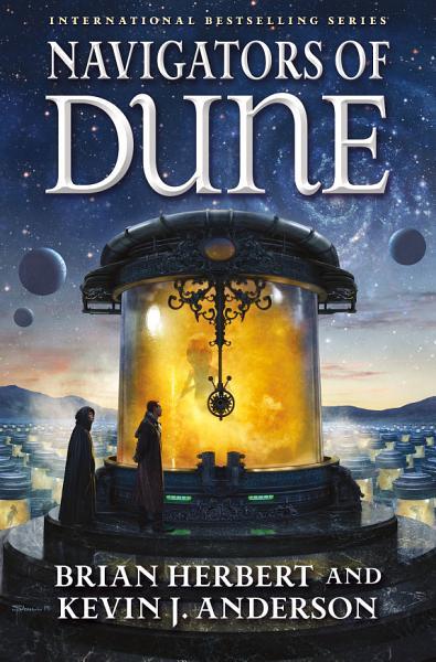 Download Navigators of Dune Book
