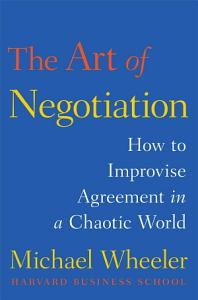 The Art of Negotiation Book