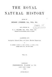 The Royal Natural History: Mammals