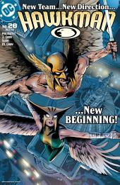 Hawkman (2002-) #28
