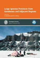Large Igneous Provinces from Gondwana and Adjacent Regions PDF