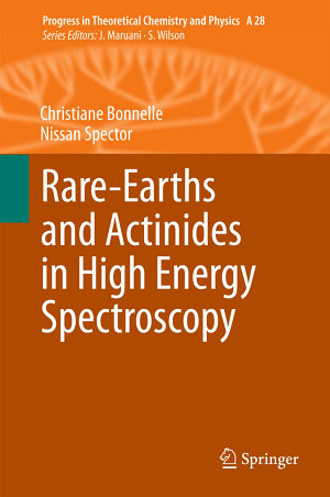 Rare-Earths and Actinides in High Energy Spectroscopy