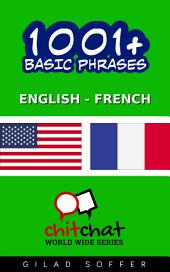 1001+ Basic Phrases English - French