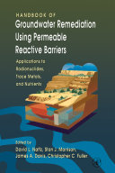 Handbook of Groundwater Remediation using Permeable Reactive Barriers PDF