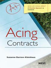 Darrow-Kleinhaus' Acing Contracts