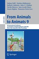 From Animals to Animats 9 PDF