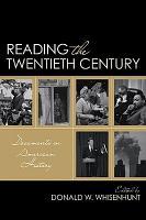 Reading the Twentieth Century PDF