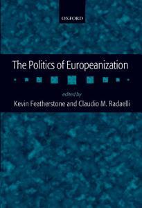 The Politics of Europeanization PDF