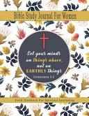 Bible Study Journal for Women
