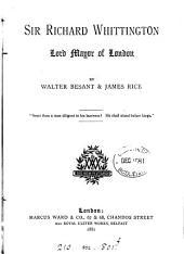 Sir Richard Whittington: Lord Mayor of London