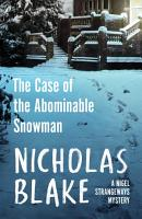 The Case of the Abominable Snowman PDF