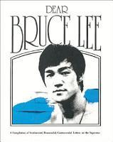 Dear Bruce Lee PDF