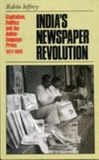 India s Newspaper Revolution PDF