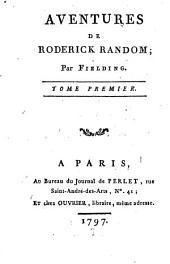 Aventures De Roderick Random: Volume1