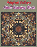 Magical Patterns Adult Coloring Book