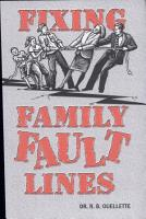 Fixing Family Fault Lines PDF
