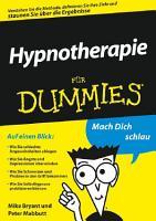 Hypnotherapie f  r Dummies PDF