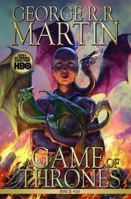 A Game of Thrones  Comic Book  Issue 24