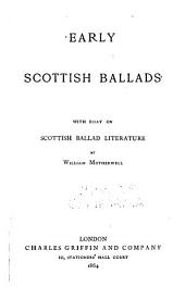 Early Scottish Ballads