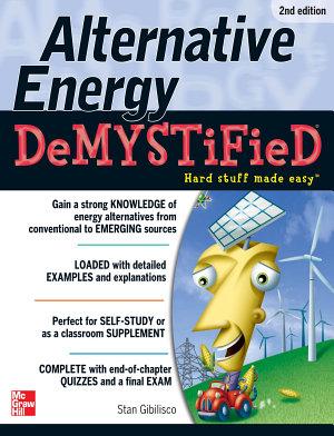 Alternative Energy DeMYSTiFieD  2nd Edition PDF