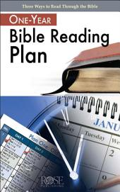 One-Year Bible Reading Plan