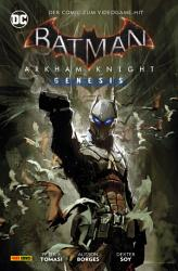 Batman  Arkham Knight Genesis PDF