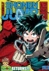 Weekly Shonen Jump 06/26/2017
