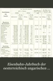 Eisenbahn-Jahrbuch der oesterreichisch ungarischen Monarchie: Band 19