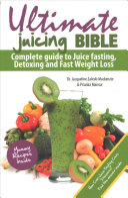 Ultimate Juicing Bible Book PDF