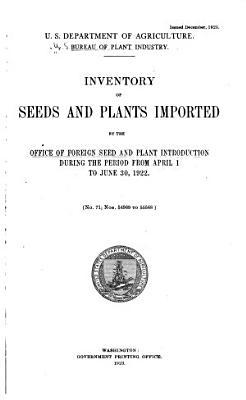 Plant Inventory PDF