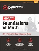 GMAT Foundations of Math