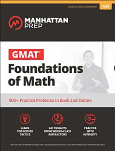 GMAT Foundations of Math Book
