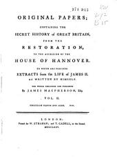 The History of Great Britain: From the Restoration, to the Accession of the House of Hannover, Volume 2