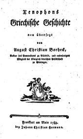 Schriften: ¬Xenophons Griechische Geschichte. 2