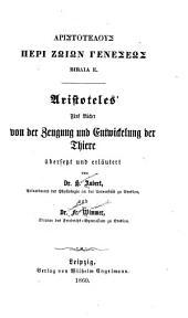 Werke: Griechisch und deutsch und mit sacherklärenden Anmerkungen..
