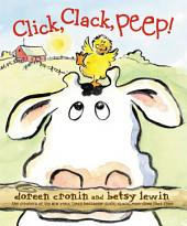 Click, Clack, Peep!: with audio recording